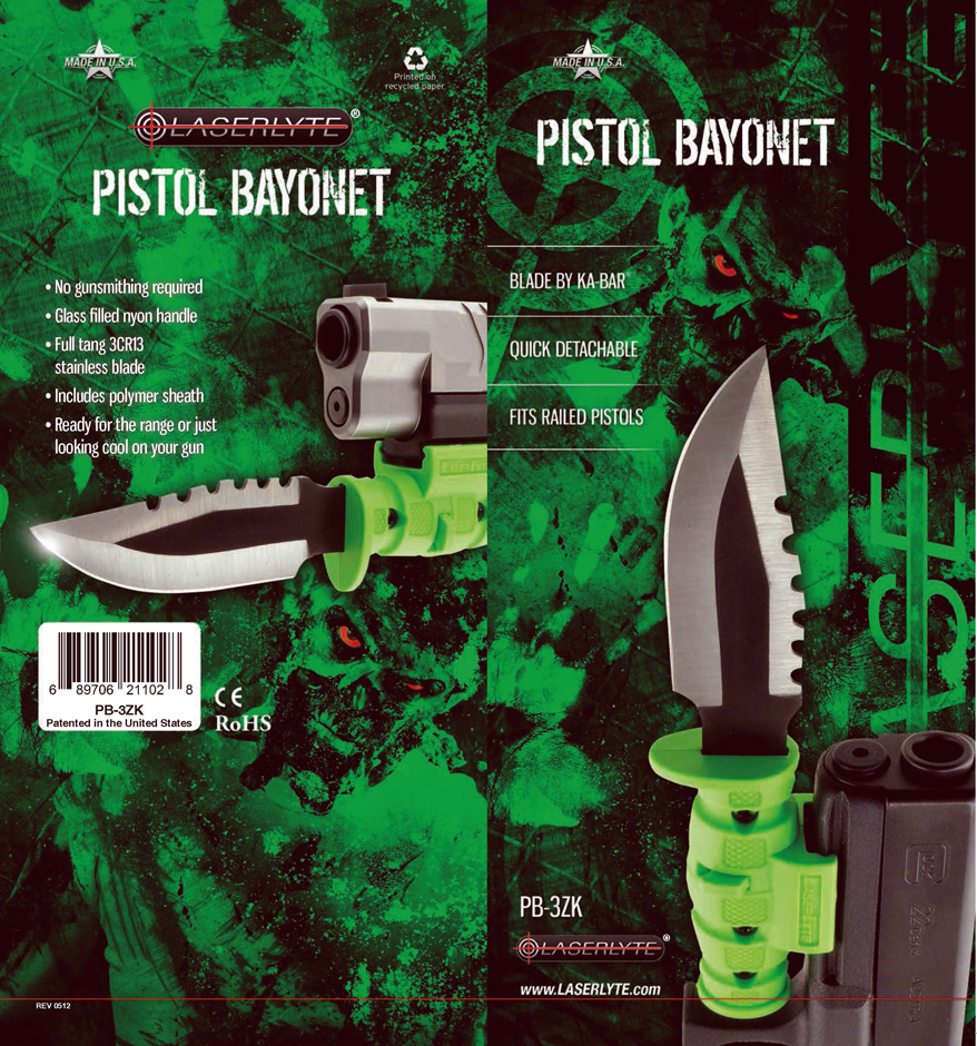 Laserlyte Ruger Lcp Side Mount Laser: NEW LASERLYTE® ZOMBIE PACKAGED PRODUCTS ARE INVISIBLE TO