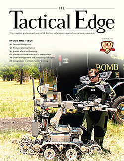 2013 Summer issue of The Tactical Edge