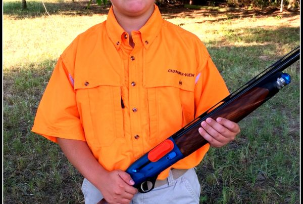 Ryan Fitch, Youth Target Shooter for Chamber-View