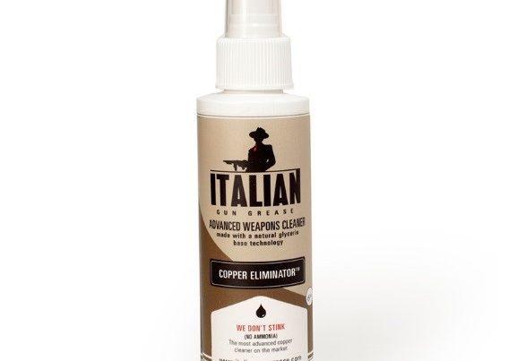 Italian Gun Grease Carbon Eliminator