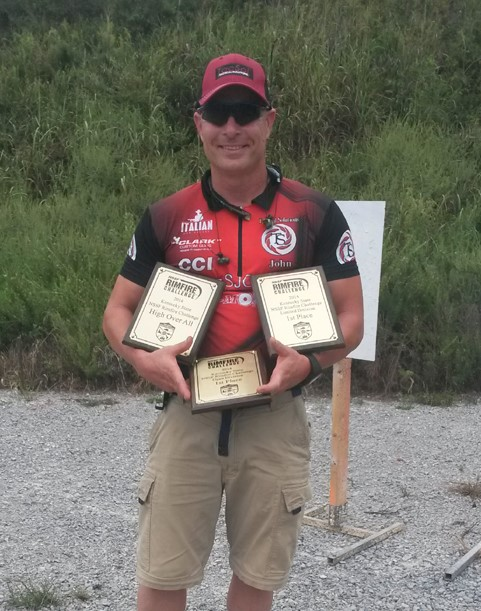 IGG Competitive Shooter Wins Big at Competition