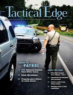 NTOA Tactical Edge Summer Edition