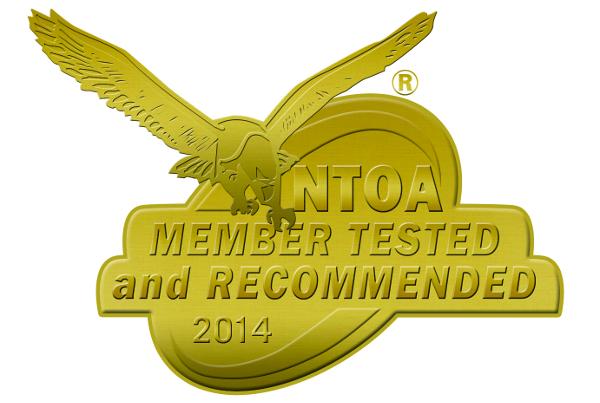 NTOA Logo Gold