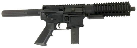 MGI MARCK-15 Hydra Vipera SMG 9 MM