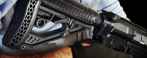 Adaptive Tactical EX Performance Adjustable M4 Style Stock