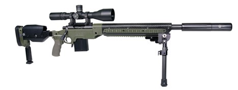 Bergara Tactical Rifle for S.W.A.T