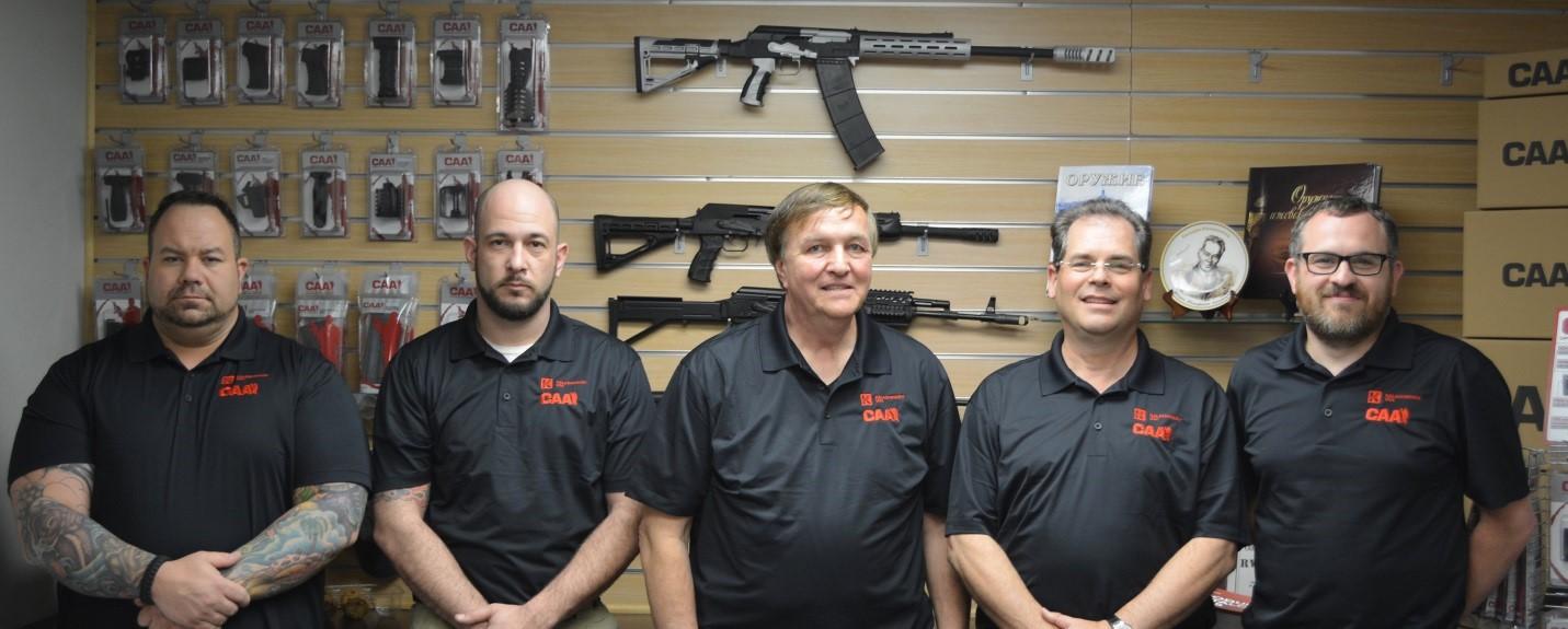 CAA Sales Staff