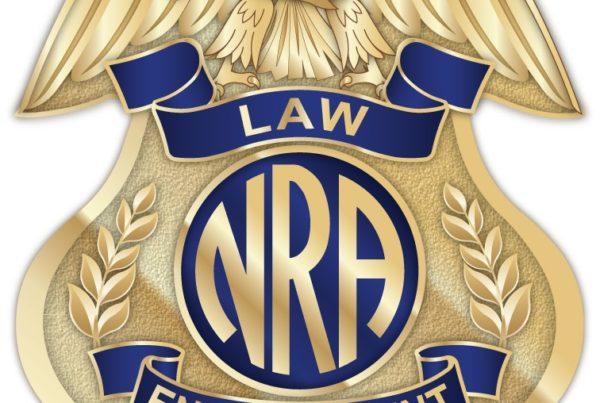 NRA Law Enforcement Shield