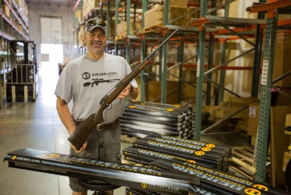Kevin Beverly, Bergara USA Firearm Manager