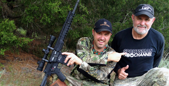 ATN Honors Dads: Post a Hunting Photo with Dad and Win Two X-Sight Rifle Scopes