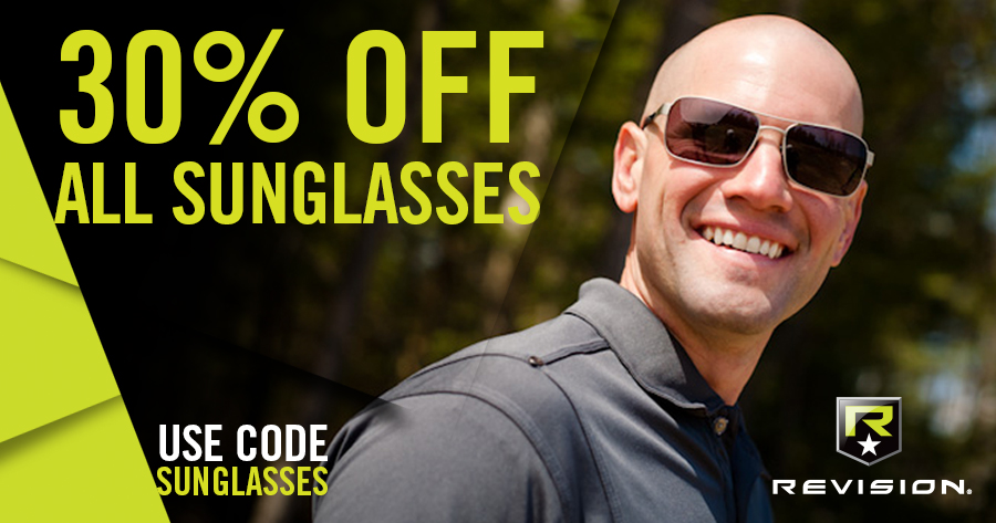 ff7353961032 Save 30% off Revision Sunglasses July 1 - 6