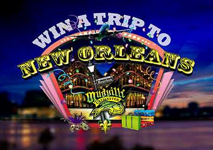 Mudville Catmaster Win a Trip to New Orleans