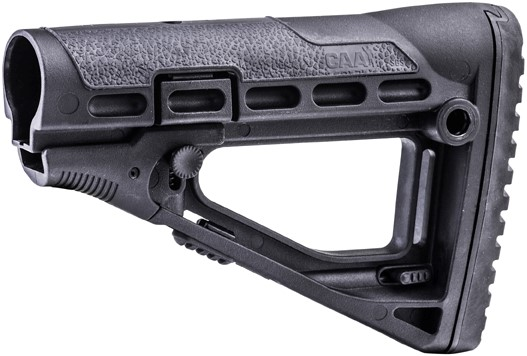 "The ""No Compromise"" SKBS Skeletonized Buttstock from Command Arms"