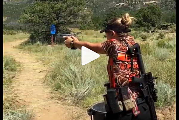 Heather Miller Competes in the Rocky Mountain 3-Gun World Shoot