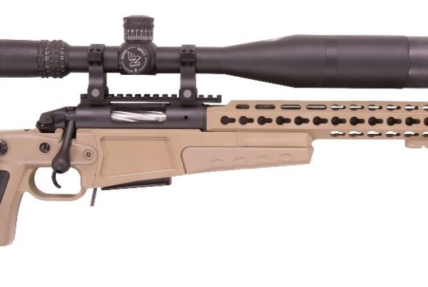 Bergara Cusom Built Rifle