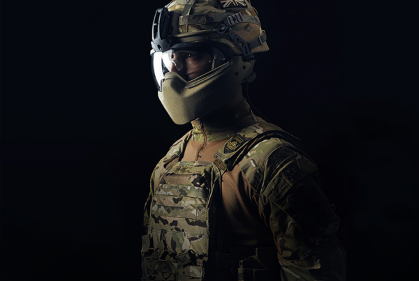 Revision Batlskin Cobra Plus Helmet