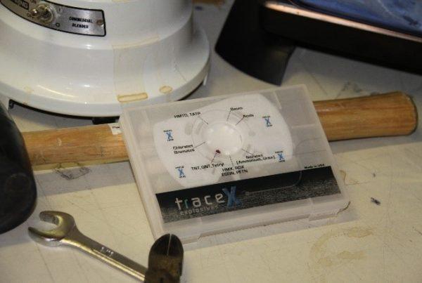 Morphix TraceX Explosives Detection Kit