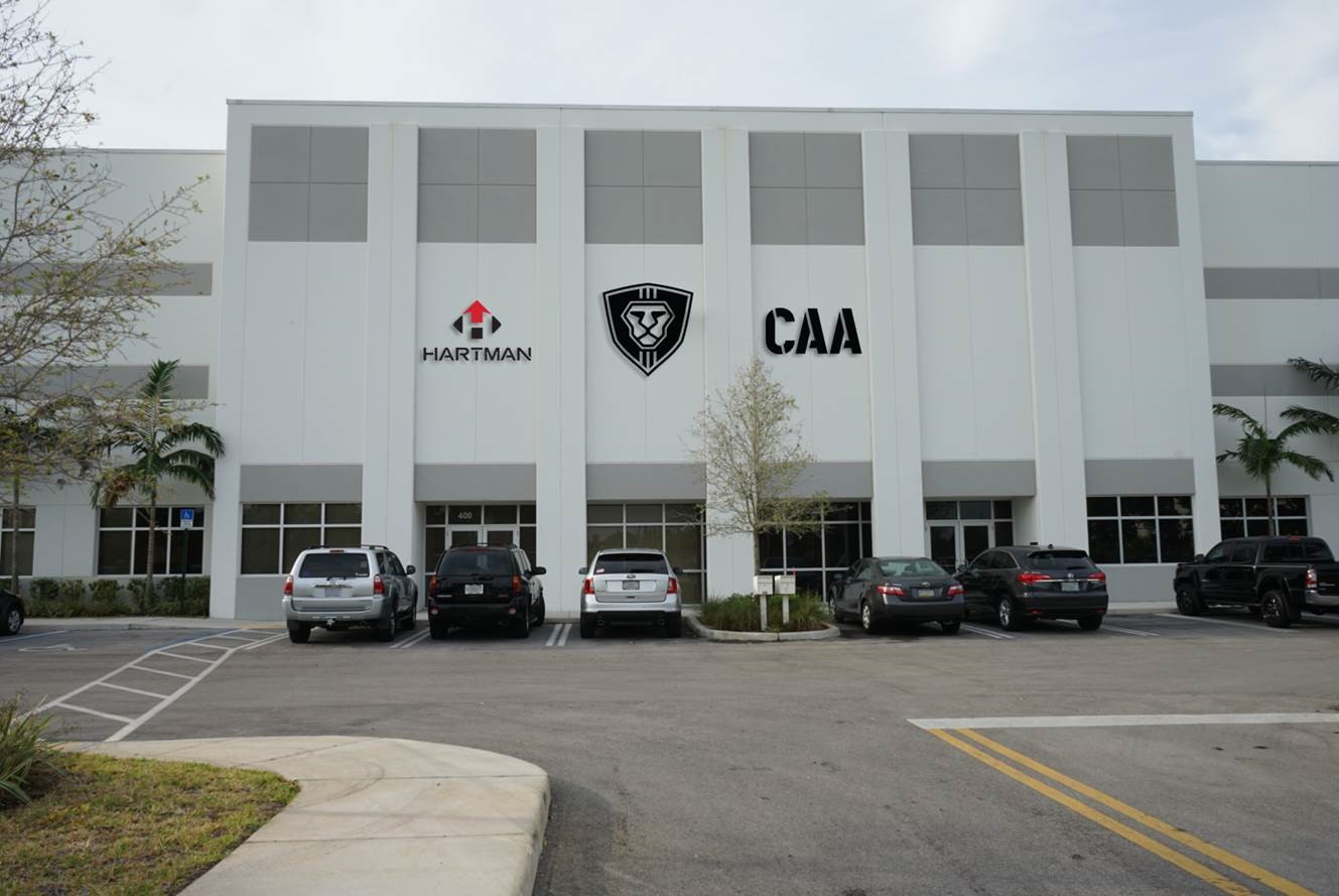 CAA USA Move to Expanded Facilities in Pompano Beach, Florida, Complete