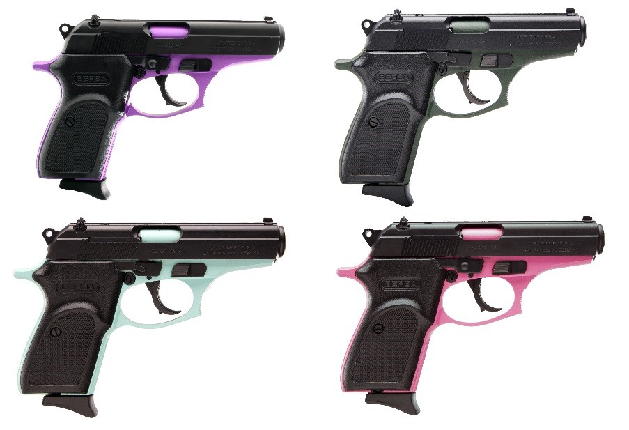 Bersa® Thunder .380 Sporting Hot New Colors, Available Only at Davidson's®