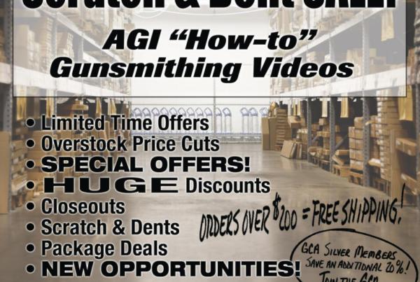 AGI Scratch & Dent Sale