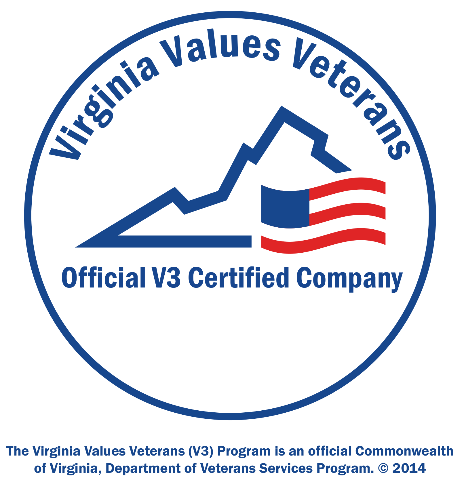 Virginia Values Vets Certification