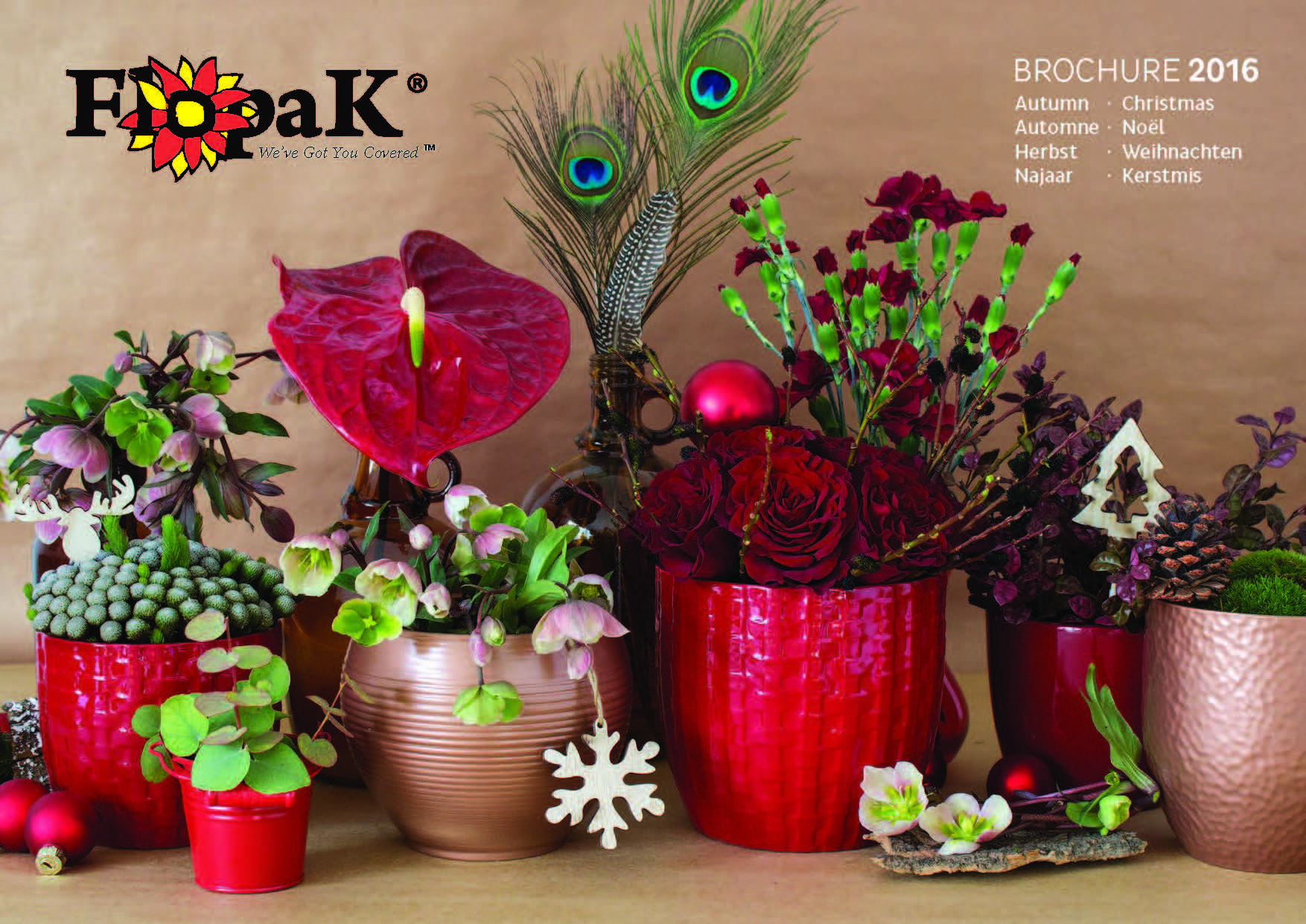 Flopak® New 2016 Autumn / Holiday Catalog Now Available