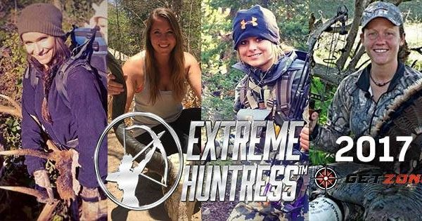 2017 Extreme Huntress Competitiors