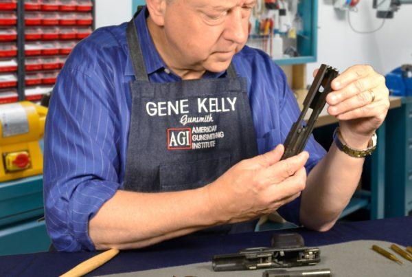 Gene Kelly, President of AGI