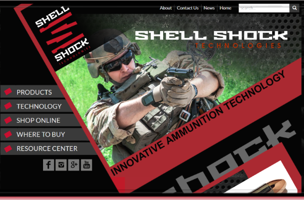 Shell Shock Technologies New Website