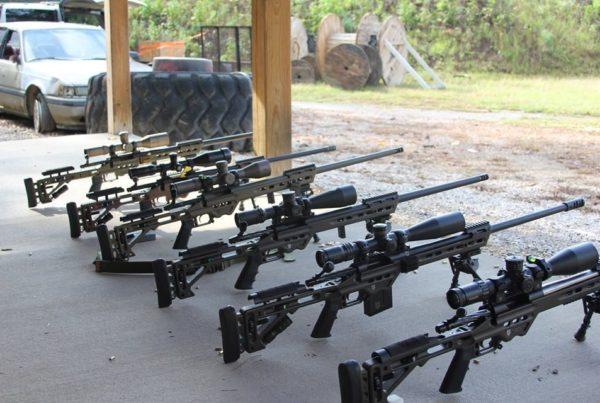 MasterPiece Arms BA Rifles