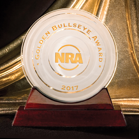IWI US' X95 Wins 2017 Golden Bullseye Award for Rifle of the Year from Shooting Illustrated