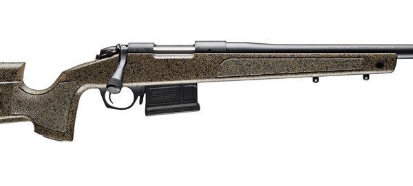 Bergara B-14 Series and Match Rifle (HMR)