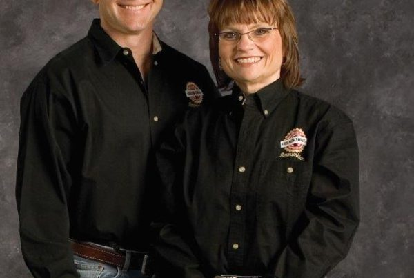 Jeff and Kristi Hoffman