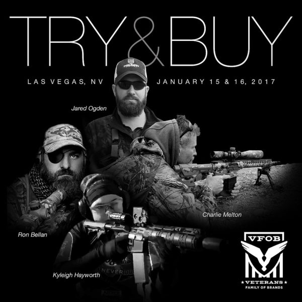 VFOB SHOT Show Try & Buy Event