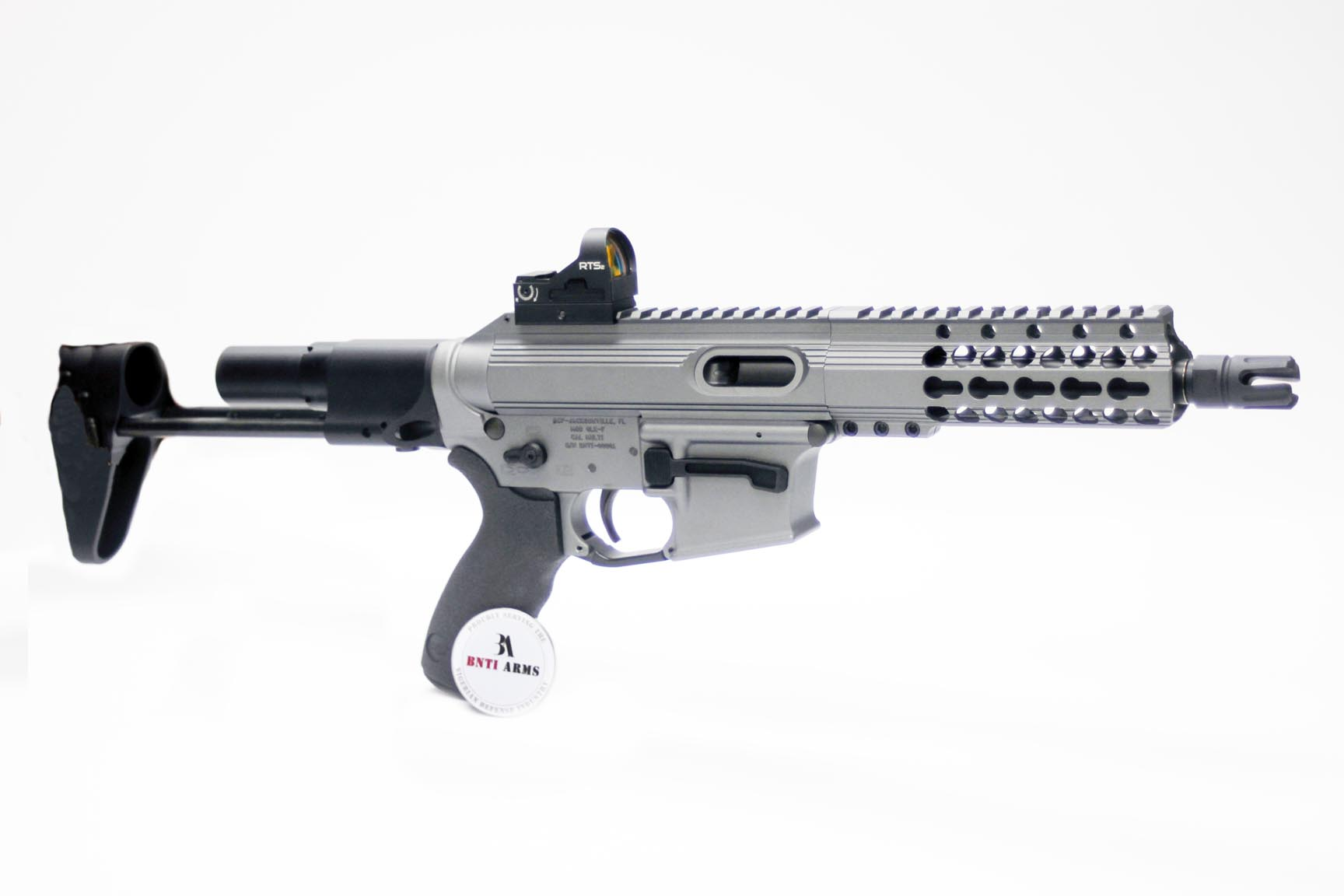 BNTI ARMS Will Unveil the 9mm BNTI ARMS Carbine at the 2017 SHOT Show