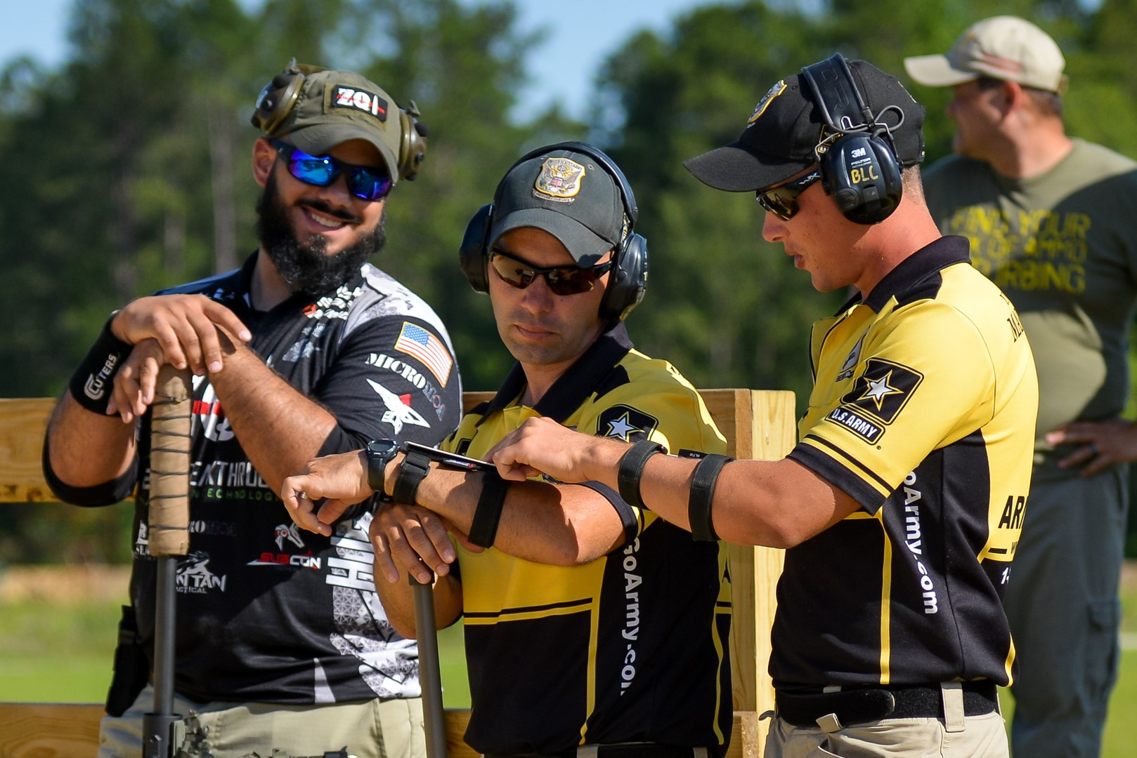 Sponsorship Opportunities available for PRS Points Series Match at Southern Oaks Rifle and Hunting Club