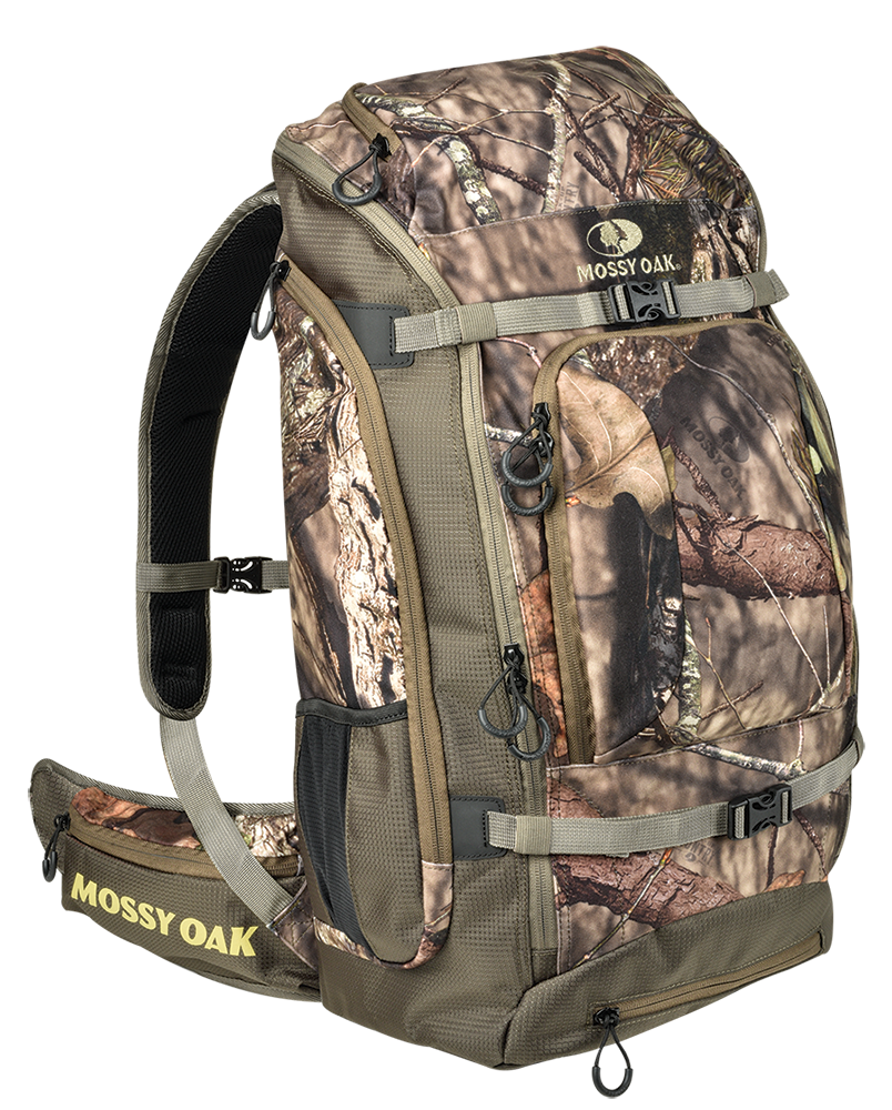 Mossy Oak® Hunting Accessories Unveils Fully-Revamped Line of Innovative Packs and Bags for 2017