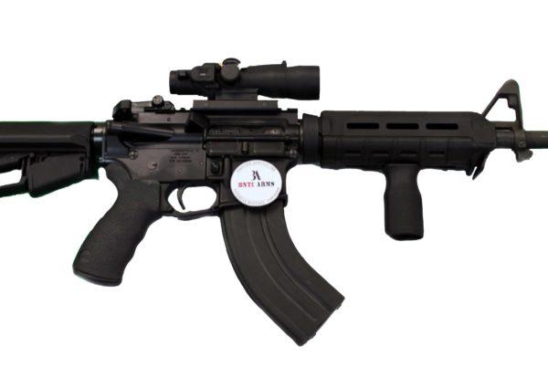 BNTI ARMS Warrior Series AR/AK 7.62 BA Beast Optics Ready rifle