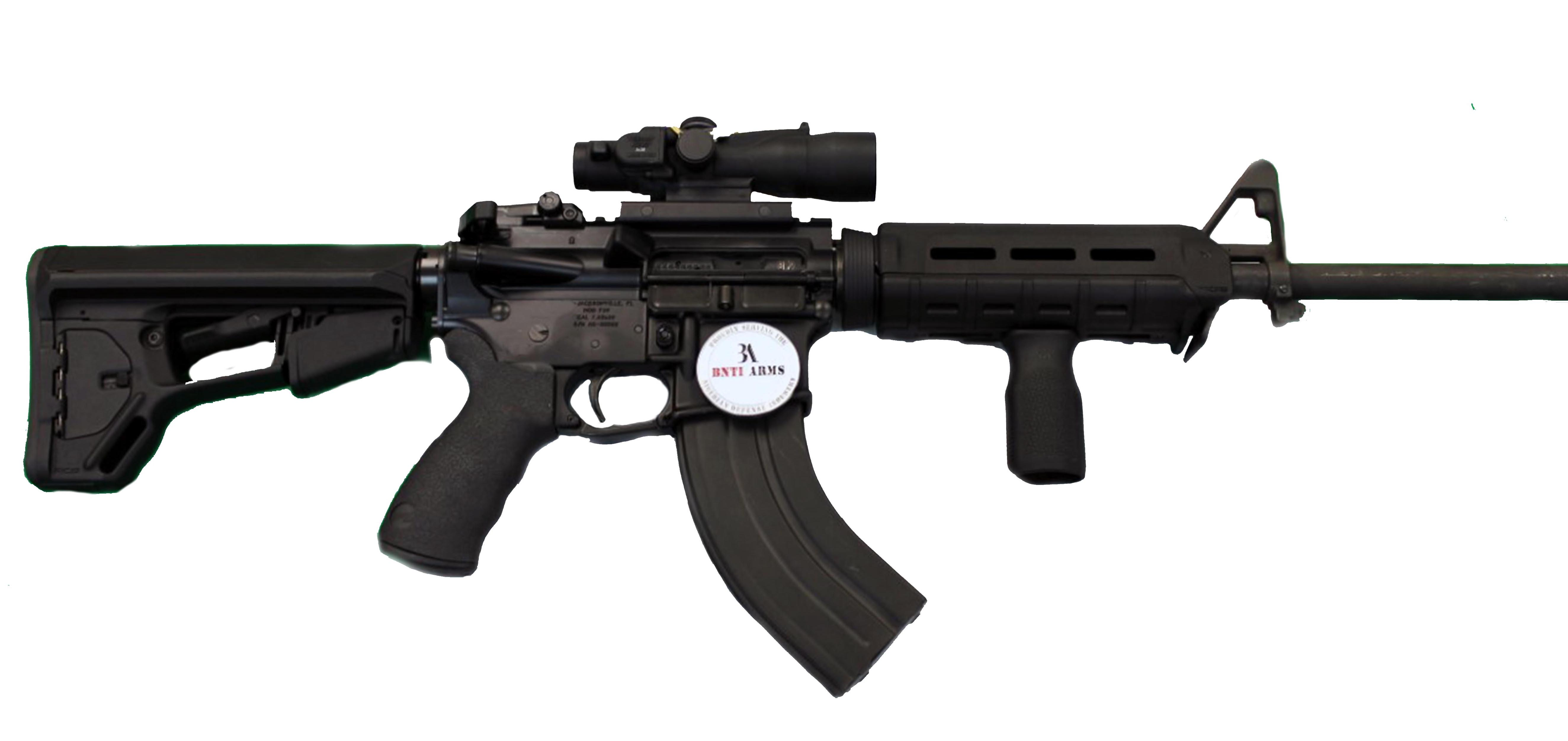 BNTI Arms Warrior Series (AR / AK) 7.62 x 39mm Now Available