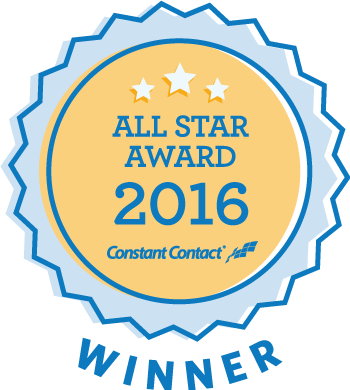 Laura Burgess Marketing (LBM) Earns Third Constant Contact All Star Award