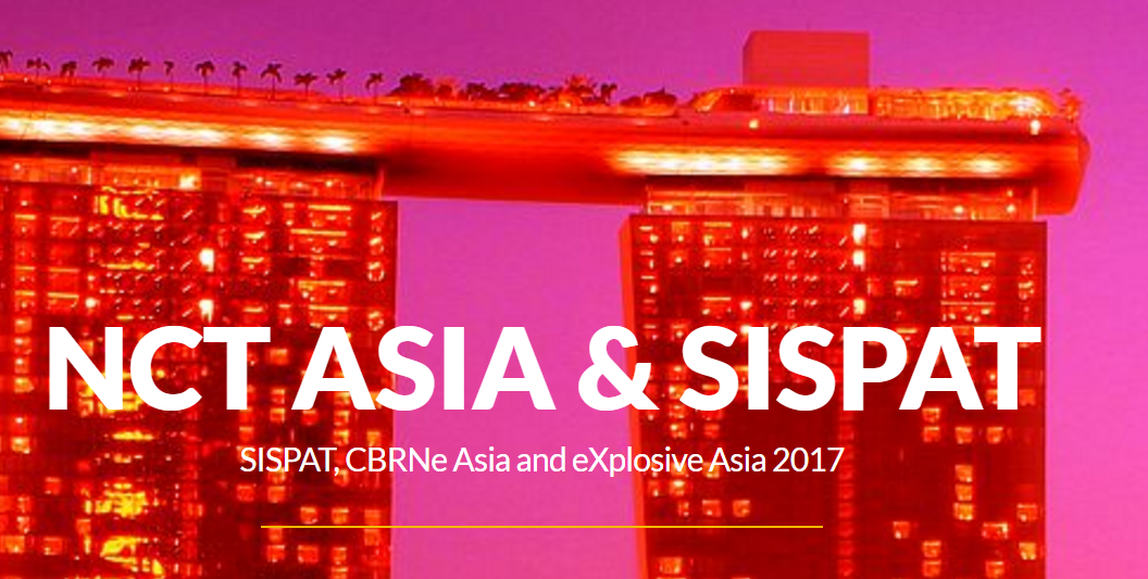 Morphix Technologies® Exhibiting at NCT CBRNe Asia, NCT eXplosive Asia and SISPAT Conferences
