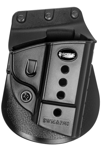 Fobus Holster Fits the New Smith and Wesson M&P, M2.0