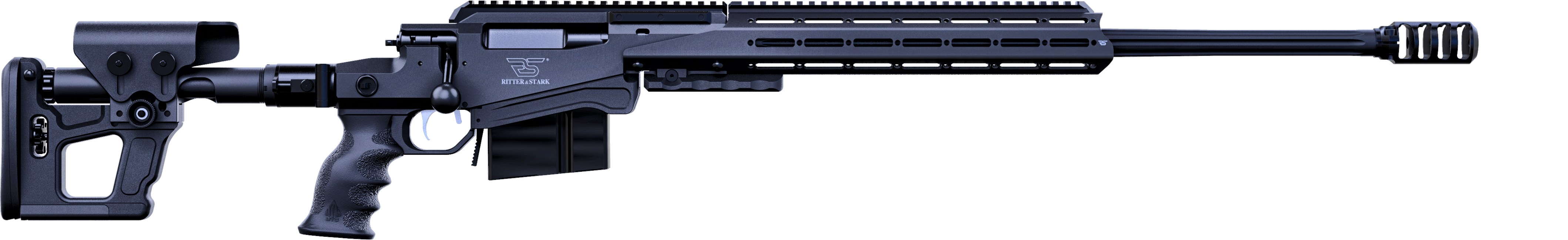 Ritter & Stark SX-1 Modular Tactical Rifle in .338