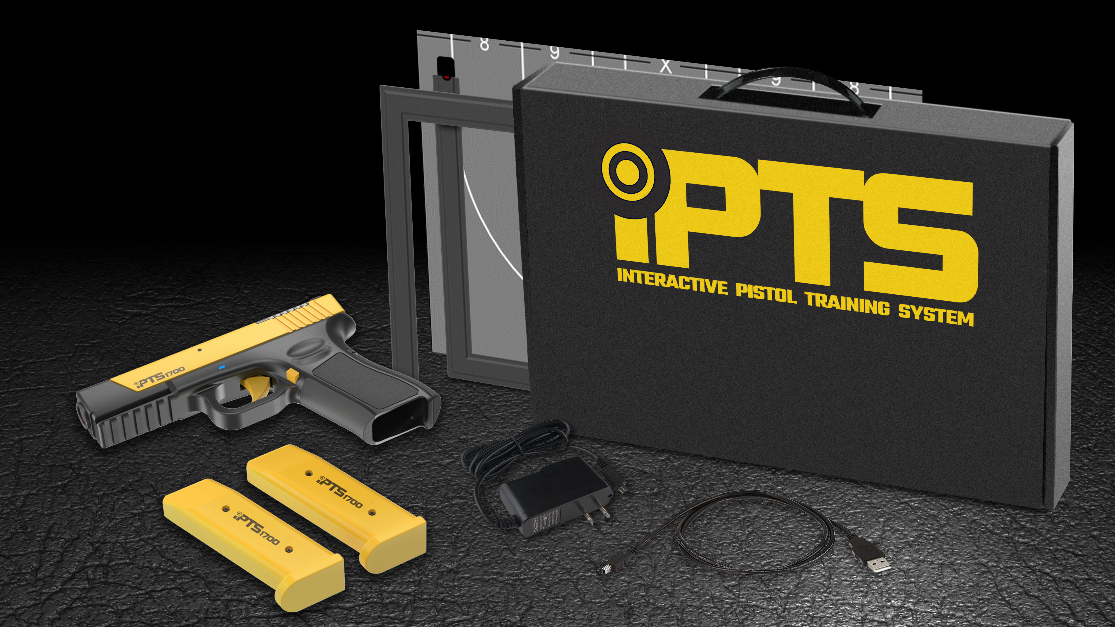 Funding for the Interactive Pistol Training System Has Begun