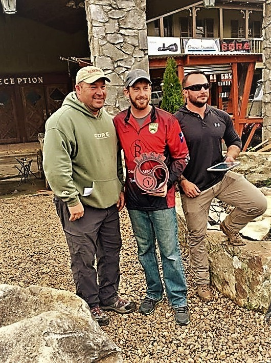 MasterPiece Arms' Sponsored Shooter, Matt Brousseau, Takes 1st with MPA BA Chassis at Long Range Shooting Experience