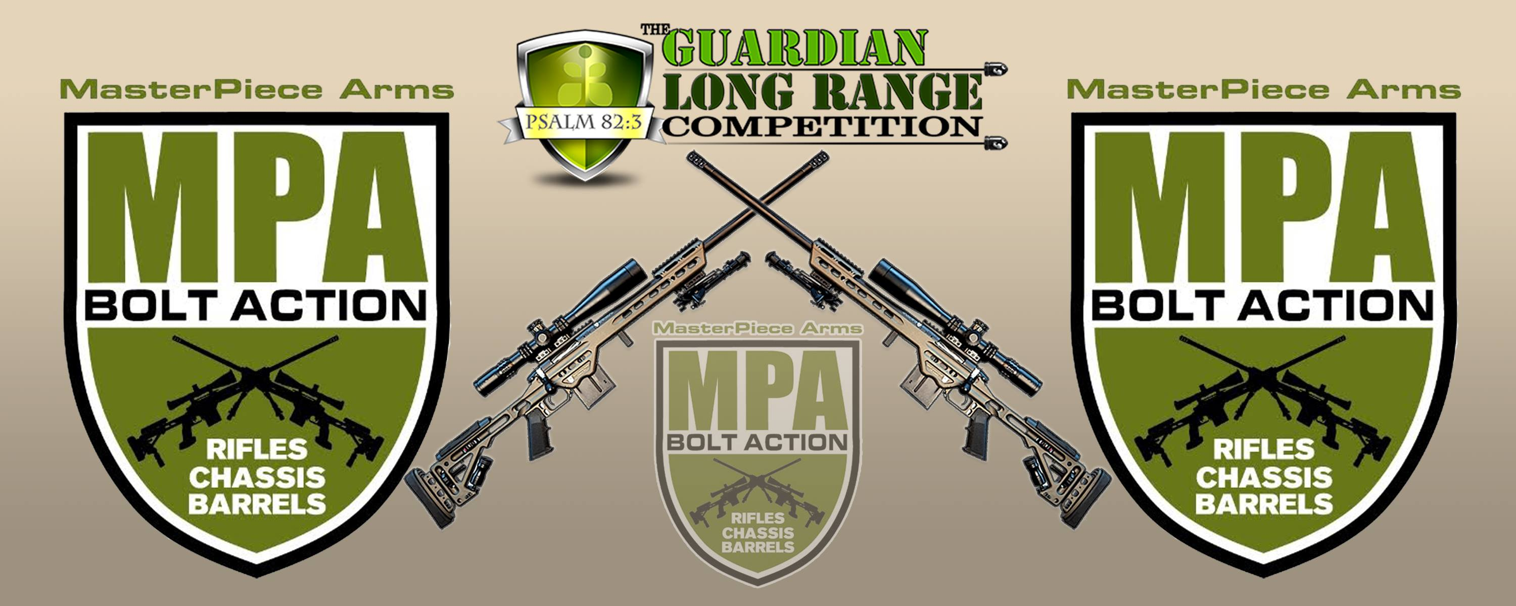 MasterPiece Arms Named 2017 Title Sponsor of The Guardian Long Range Competition
