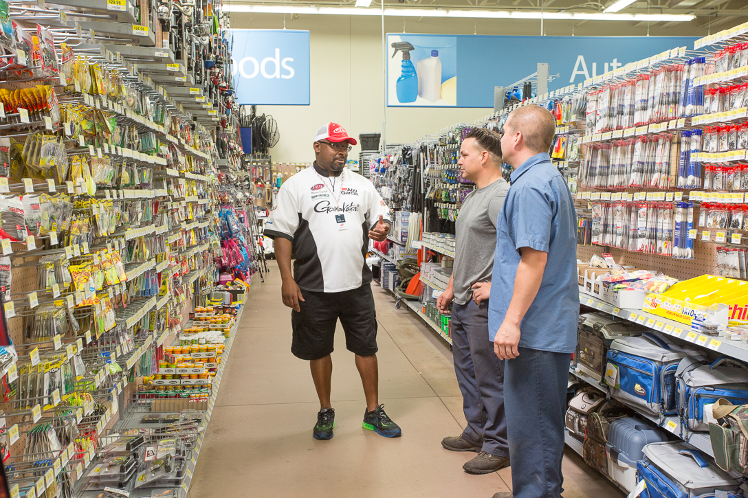 Walmarts Across the Country to Host #ReelFun Events in Celebration of  National Fishing and Boating Week