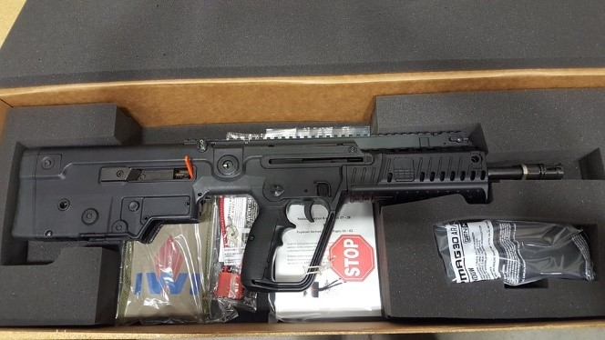 The Highly-Anticipated IWI US TAVOR® X95™ in .300 Blackout is Now Shipping