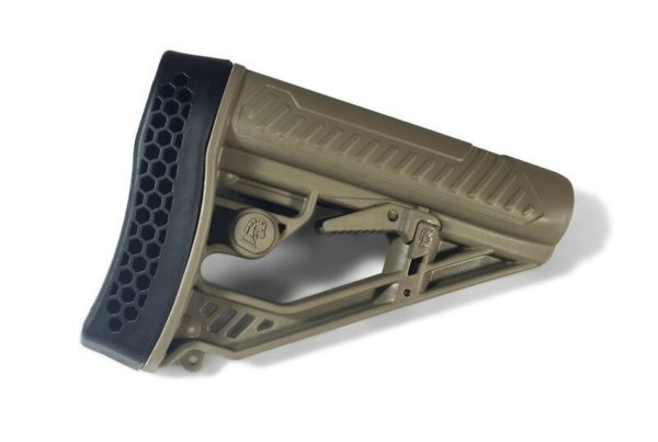 Adaptive Tactical's Popular EX Performance Stock in Flat Dark Earth (FDE)