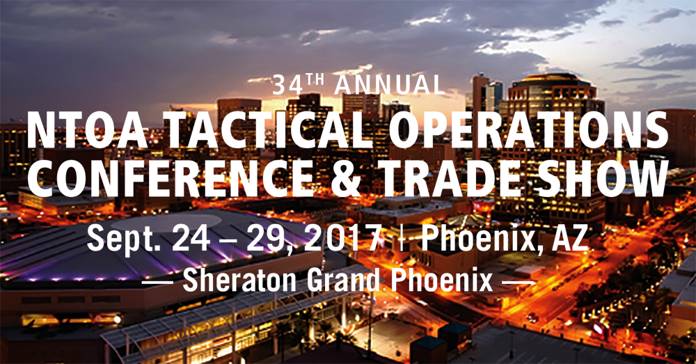 The National Tactical Officers Association (NTOA) Scholarship Application for Annual Tactical Operations Conference & Trade Show Now Open
